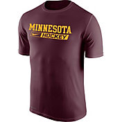 Nike Men's Minnesota Golden Gophers Maroon Hockey Legend T-Shirt