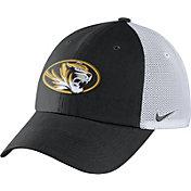 Nike Men's Missouri Tigers Black/White Heritage86 Performance Trucker Hat