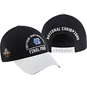 Jordan Men's North Carolina Tar Heels 2017 NCAA Men's Basketball National Champions Heritage86 Locker Room Hat