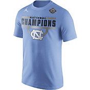 Jordan Men's North Carolina Tar Heels 2017 NCAA Men's Basketball National Champions Celebration T-Shirt