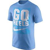 Nike Men's North Carolina Tar Heels Carolina Blue Dri-FIT Legend Franchise T-Shirt