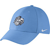 Nike Men's North Carolina Tar Heels Carolina Blue Vault Dri-FIT Swoosh Flex Hat