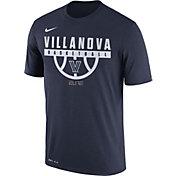 Nike Men's Villanova Wildcats Navy ELITE Basketball Legend T-Shirt