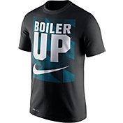 Nike Men's Purdue Boilermakers Black Dri-FIT Legend Franchise T-Shirt
