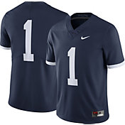 Nike Men's Penn State Nittany Lions #1 Blue Limited Football Jersey