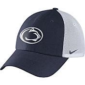 Nike Men's Penn State Nittany Lions Blue/White Heritage86 Performance Trucker Hat