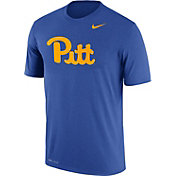 Nike Men's Pitt Panthers Retro Blue Logo Dry Legend T-Shirt