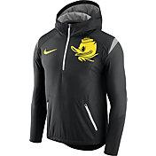 Nike Men's Oregon Ducks Black Fly Rush Football Jacket