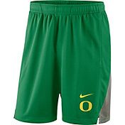 Nike Men's Oregon Ducks Green Franchise Shorts
