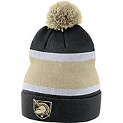 Nike Men's Army West Point Black Knights Football Sideline Army Black Beanie