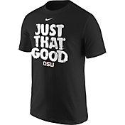 Nike Men's Oregon State Beavers 'Just That Good' Baseball T-Shirt