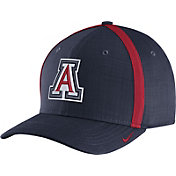 Nike Men's Arizona Wildcats Navy AeroBill Football Sideline Coaches Classic99 Hat