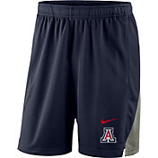 Nike Men's Arizona Wildcats Navy Franchise Shorts