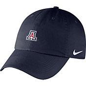 Nike Men's Arizona Wildcats Navy Heritage86 Small Logo Adjustable Hat