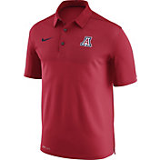 Nike Men's Arizona Wildcats Cardinal Elite Football Sideline Polo