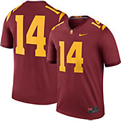 Nike Men's USC Trojans #14 Cardinal Legend Football Jersey