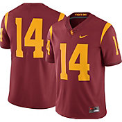 Nike Men's USC Trojans #14 Cardinal Limited Football Jersey