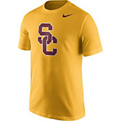 Nike Men's USC Trojans Gold Logo T-Shirt