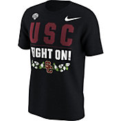 Nike Men's USC Trojans 2017 Goodyear Cotton Bowl Classic Bound Verbiage T-Shirt