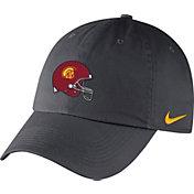 Nike Men's USC Trojans Anthracite Heritage86 Adjustable Hat