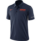 Nike Men's Blue Syracuse Orange Basketball Polo