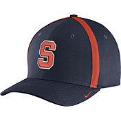 Nike Men's Syracuse Orange Blue AeroBill Football Sideline Coaches Classic99 Hat