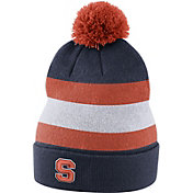 Nike Men's Syracuse Orange Blue Football Sideline Beanie