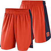 Nike Men's Syracuse Orange Orange Basketball Practice Shorts
