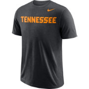 Nike Men's Tennessee Volunteers Grey Wordmark T-Shirt