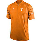 Nike Men's Tennessee Volunteers Tennessee Orange Football Sideline Hot Jacket