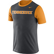 Nike Men's Tennessee Volunteers Anthracite/Tennessee Orange Championship Drive Dri-Blend T-Shirt