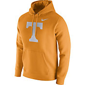 Nike Men's Tennessee Volunteers Tennessee Orange Club Fleece Hoodie