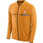 Nike Men's Tennessee Volunteers Tennessee Orange Elite Hybrid Football Full-Zip Jacket
