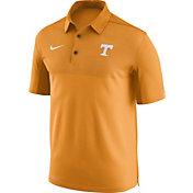 Nike Men's Tennessee Volunteers Tennessee Orange Elite Football Sideline Polo