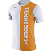 Nike Men's Tennessee Volunteers Tennessee Orange/White Coin Flip T-Shirt