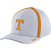 Nike Men's Tennessee Volunteers White Aerobill Swoosh Flex Classic99 Football Sideline Hat