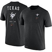 Nike Men's Texas Longhorns Black Dri-Blend Vault Logo T-Shirt