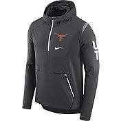 Nike Men's Texas Longhorns Anthracite Alpha Fly Football Sideline Jacket