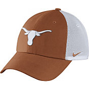 Nike Men's Texas Longhorns Burnt Orange/White Heritage86 Performance Trucker Hat
