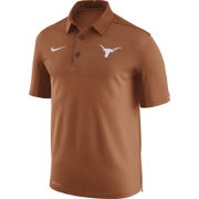Nike Men's Texas Longhorns Burnt Orange Elite Football Sideline Polo