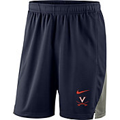 Nike Men's Virginia Cavaliers Blue Franchise Shorts