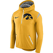 Nike Men's Iowa Hawkeyes Gold Fly Rush Football Jacket