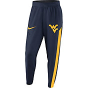 Nike Men's West Virginia Mountaineers Blue Elite Therma-FIT Pants