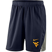 Nike Men's West Virginia Mountaineers Blue Franchise Shorts