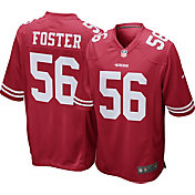 Nike Men's Home Game Jersey San Francisco 49ers Reuben Foster #56