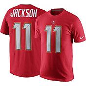 Nike Men's Tampa Bay Buccaneers DeSean Jackson #11 Pride Red T-Shirt