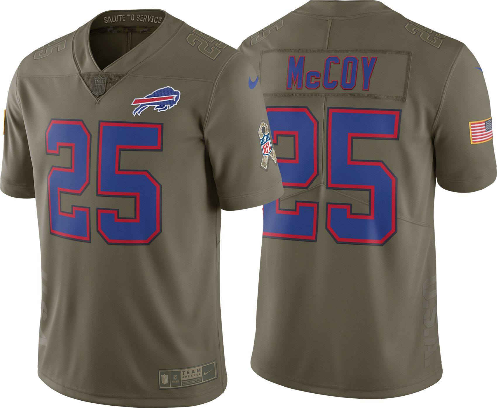 buffalo bills lesean mccoy jersey