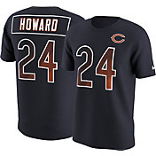 Nike Women's Chicago Bears Jordan Howard #24 Prism Player Navy T-Shirt