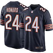 Nike Men's Home Game Jersey Chicago Bears Jordan Howard #24