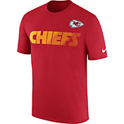 Nike Men's Kansas City Chiefs Sideline 2017 Legend Team Performance T-Shirt